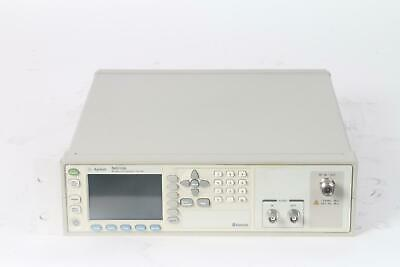 HP Agilent N4010A Wireless Connectivity Test Set Opt 101 110 Bluetooth