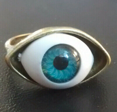 MASONIC --EYE OF Providence Ring-- All Seeing Eye --Lady Freemason