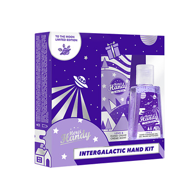 Merci Handy Intergalactic Handy Kit Gift Set Hands To The Moon