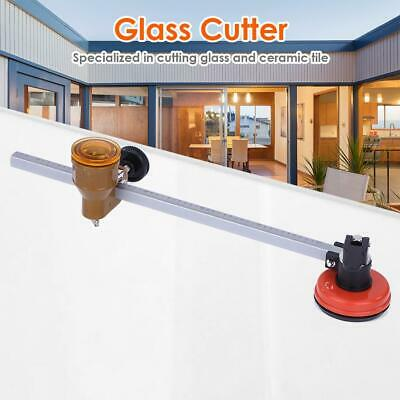Circle Glass Cutter Tungsten Carbide Cutting Wheel Blade Tool Glazing Cutter