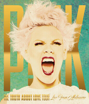Pink: The Truth About Love Tour - Live from Melbourne (Blu-ray Used Very Good)