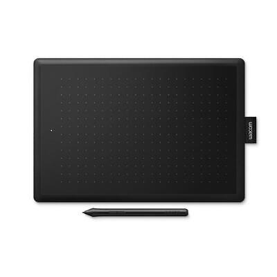 One by Wacom CTL-472 Small Drawing Graphic Tablet for PC Mac Laptop Windows