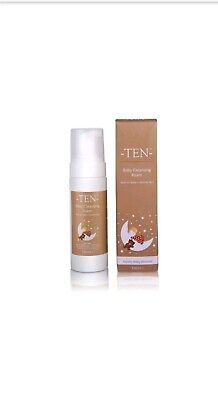TEN baby Cleansing Foam 150ml Delicate Skin