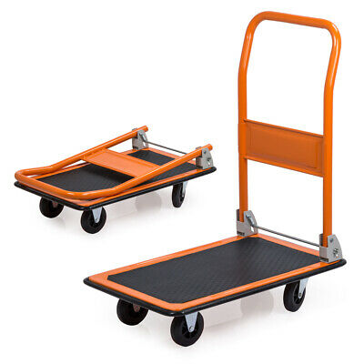 Easy Tools Chariot Toit avec Plateforme Refermable Max 150kg Et52953