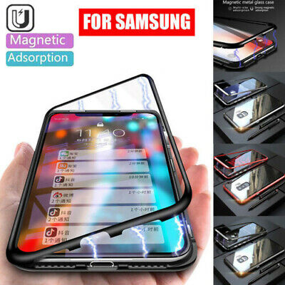 Shockproof Magnetic Absorption Phone Case Cover For Samsung Galaxy Note 9 S9 S8