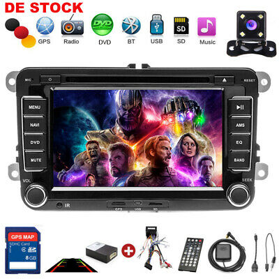 Autoradio NAVI DVD GPS CD Für VW GOLF 5 6 PASSAT TIGUAN TOURAN Sharan POLO Caddy