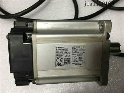 Used for Omron R88M-K75030H-0S2-Z Ship for DHL /FedEx