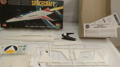 Vintage Airfix Pan Am 2001 A Space Odyssey Orion 2001 Spacecraft Model Kit 1:144