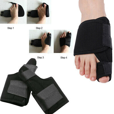 Big toe Big Toe Bunion Splint Straightener Corrector Hallux Valgus Support Strap
