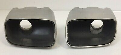 Porsche Macan Exhaust Tailpipes-Used 95B253681