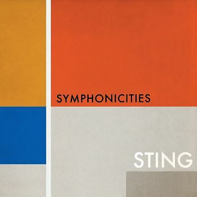 Sting _ Symphonicities  - Digipack Cd