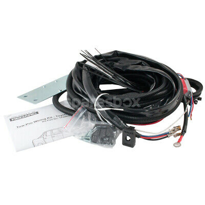 REDARC Tow-Pro Wiring Kit Fits Hilux and Fortuner fits Toyota Hilux 2.4 D (GU...