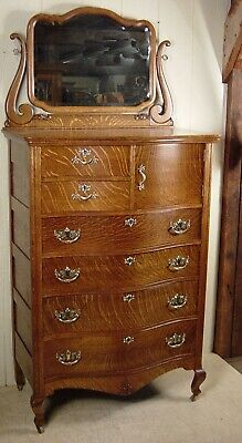 1900 1950 Dressers Vanities Furniture Antiques Page 2 Picclick