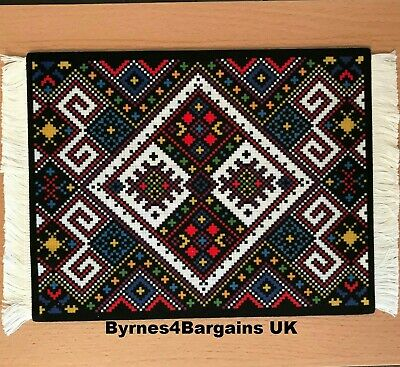 mouse mat desktop laptop mouse pad Persian rug non slip UK seller #D31