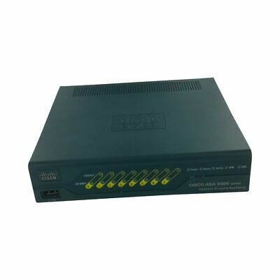 Cisco Asa 5505 Series Adaptive Security Appliance 8-Pt Fe Switch Chassis