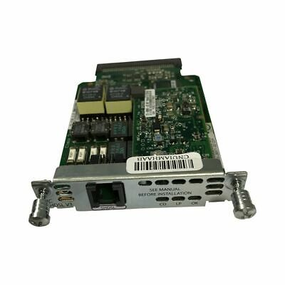 Cisco WIC-1SHDSL-V3 1-port SHDSL Module