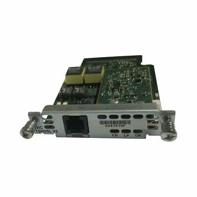 Cisco WIC-1SHDSL-V2 1-port SHDSL Module