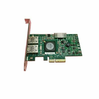 Dell Broadcom 5709 Pce-I Dual Port Network Card F169G