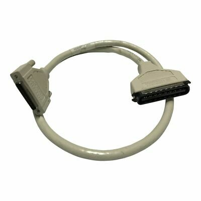 HP 5062-3383 SCSI cable 50-pin high density (M) thumbscrew to 50-pin 1.0m