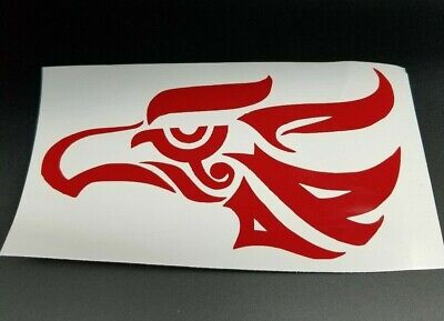 """Chevy Bowtie Red XX Large Decals 36/"""" Free Shipping 5 year outdoor warranty."""