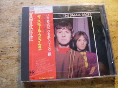Small Faces - Super Stars Best Co  [CD Album] JAPAN OBI