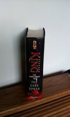 THE DARK TOWER VII--STEPHEN KING--1st/1st/2004---DONALD M. GRANT PUBLISHERS