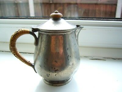 *Antique Tudric Pewter Jug For  Liberty And Company - Art Nouveau