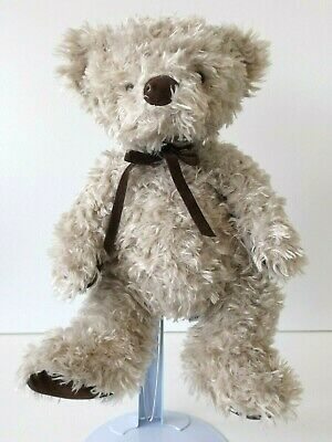 Jellycat - Oliver Bear -  Soft Beige Teddy - Retired