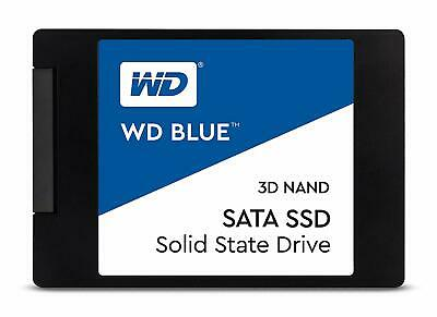 """Western Digital Blue 3D NAND, SATA, 2.5"""" SSD Solid State Drive for WINDOWS PC"""