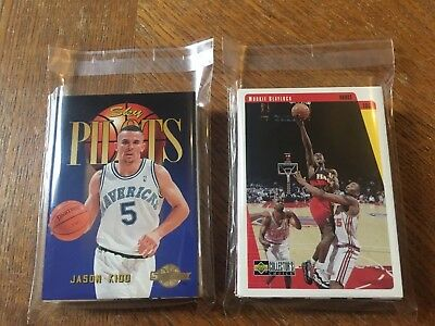 Basketball Card Collection Lot Un-Searched 64 Cards See Pics Stars ROOKIES (340)