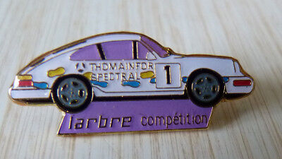 Pin's Porsche 911 Carrera Cup N°1 Team Larbre Competition