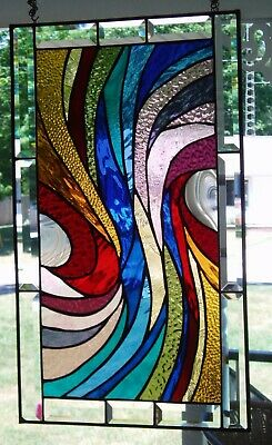 Stained Glass panel-many colors