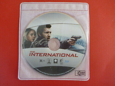 The International Blu-Ray Disc ONLY Bilingual
