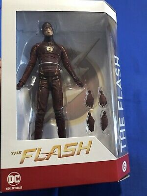 DC Collectibles The Flash Action Figure DCTV CW The Flash Season 3