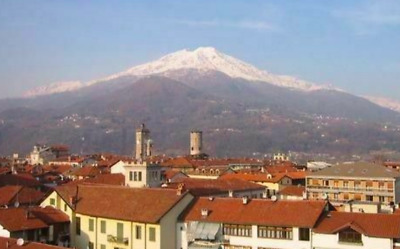 Attached Single Family Home in Historic Town of Cuorgne, Turin, Italy
