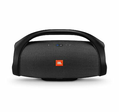 JBL Boombox Black Portable Bluetooth Speaker - Certified Refurbished