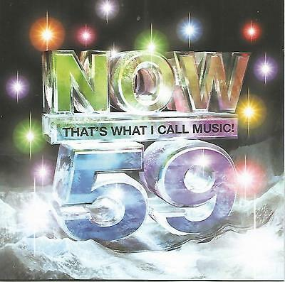 Now That's What I Call Music 59 CD Various Artists 2 CD set