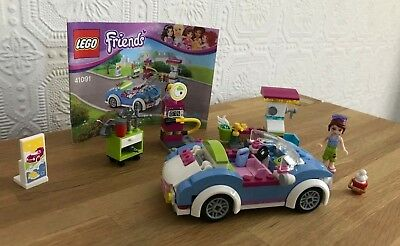 Lego 41309 Friends Andreas Musical Duet 100 Complete No Box