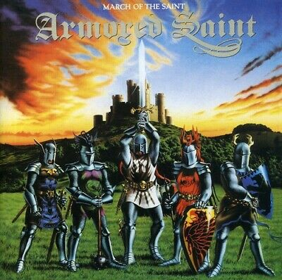 Armored Saint - March Of The Saint (CD Used Very Good)