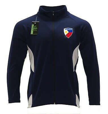Youth Track Jacket Philippines Color Navy Blue/White