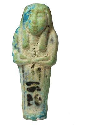 A Rare Worker Shabti for a Dwarf, 21st Dynasty, ca. 1069 - 945 BCE
