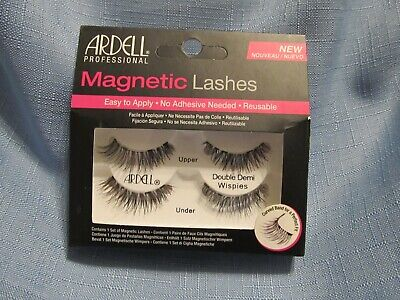 98b0b9546b5 ARDELL MAGNETIC LASHES - Double Demi Wispies - $13.99   PicClick