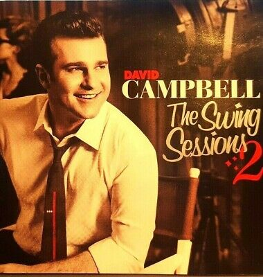 David Campbell Cd The Swing Session 2 Free Post In Australia