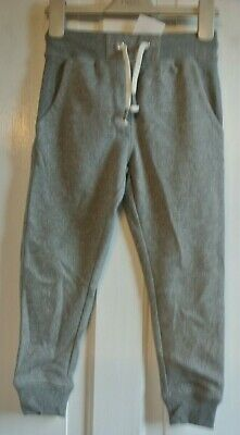 New Next  girls Joggers Grey/silver age 5 years