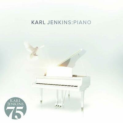 Karl Jenkins - The Piano Album [CD] Sent Sameday*