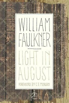 Light in August by Faulkner, William -Hcover