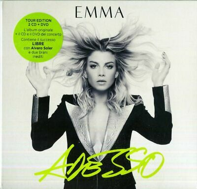 EMMA - Adesso (tour Edt.2cd+dvd)