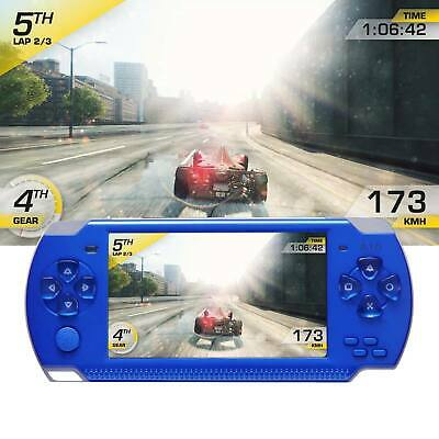 "Kids Gaming Console 4.3"" 8GB Portable Video Handheld Game with 10,000 Games NEW"