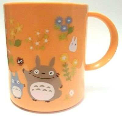 My Neighbor Totoro Plastic Cup Studio Ghibli Collectibles Japanese Anime Child