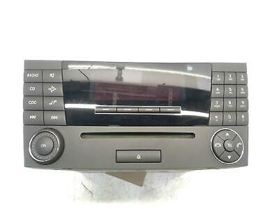 Mercedes E Class W211 2006 Radio/Cd/Stereo Head Unit A2118705089